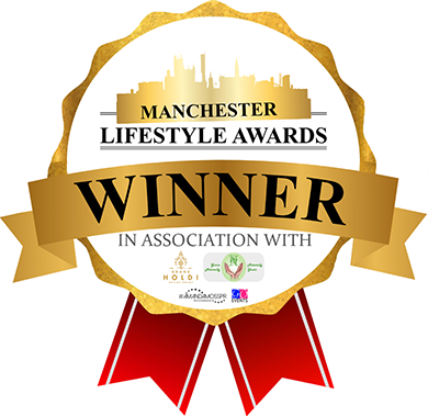 Manchester Lifestyle Awards Winner Rosette